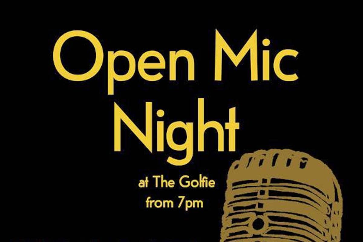 The best Open Mic Night in Katherine