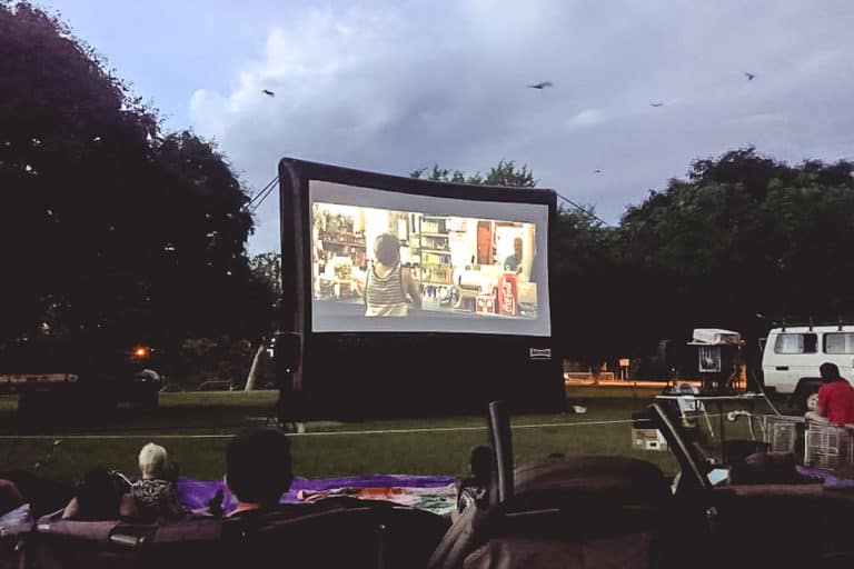 Solar Cinema - Ryan Park
